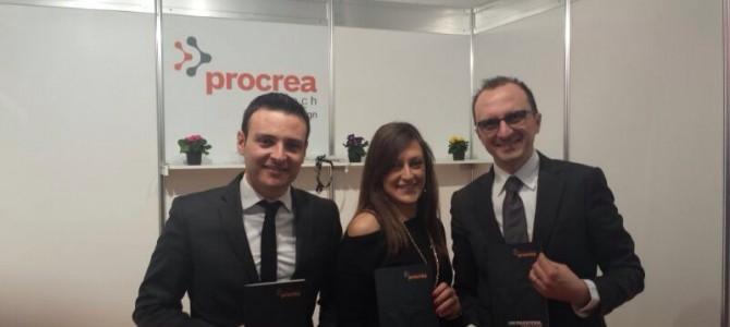 GREAT SUCCESS FOR Pro.Crea.Tech AT OPTI MUNICH
