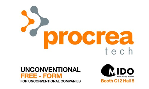 PROCREA TECH is waiting for you at MIDO 2016